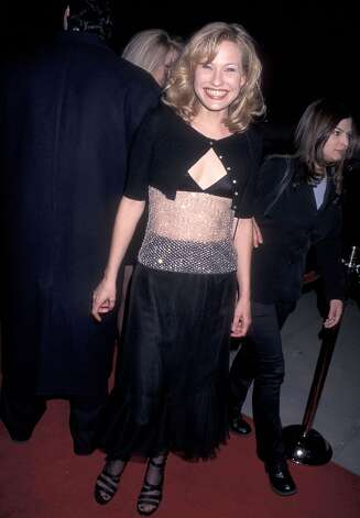 The movie was the first major film role for Joey Lauren Adams, who was a rising indie star in the '90s. She's pictured at the Mallrats premiere.  Photo: Ron Galella, Ltd., WireImage / 1996 Ron Galella, Ltd.