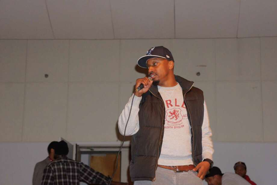 Were you seen at CT's Got Talent with Ruff Ryders? Norwalk City Hall 1/18/2013 Photo: Todd Tracy