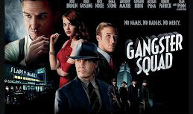 """Gangster Squad"" is one of the latest movies playing in area theaters. Photo: Contributed Photo / Westport News contributed"