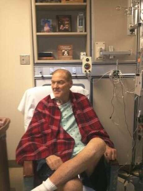 Former Houston women's basketball coach Joe Curl suffered a heart attack in 2007.