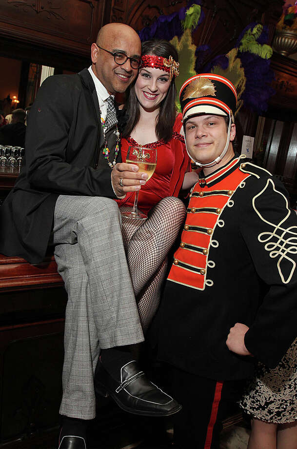 Were you Seen at Hattie's Mardi Gras Celebration, a benefit for the Saratoga Performing Arts Center and its New York City Ballet residency, at the Canfield Casino in Saratoga Springs on Saturday, Jan. 19, 2013? Photo: Joe Putrock/Special To The Times Union