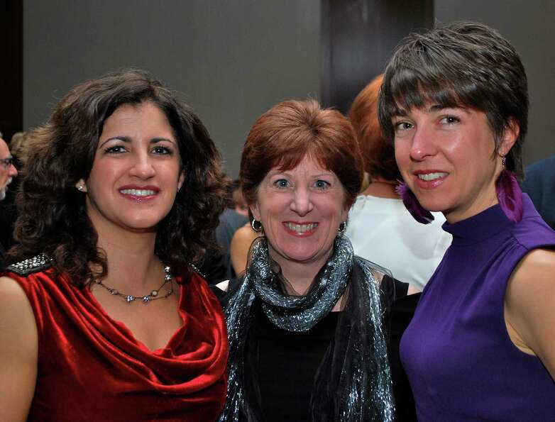 Were you Seen at Medici's Feast, the Wine & Dine for the Arts gala reception, at Hotel Albany on S