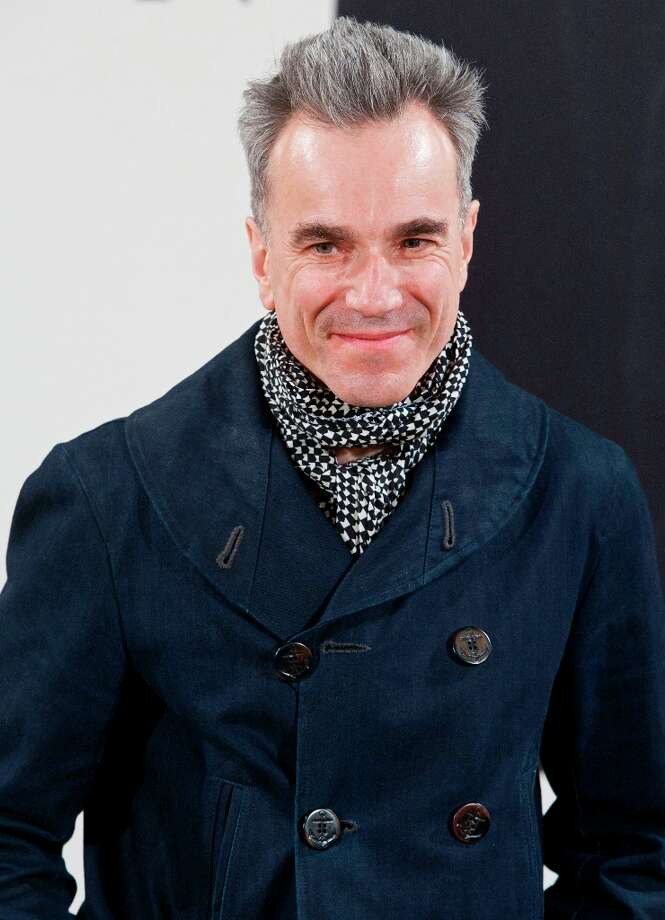 Daniel Day-Lewis in 2013. He's been nominated for his work in 'Lincoln.'  Photo: AFP, AFP/Getty Images / 2013 AFP
