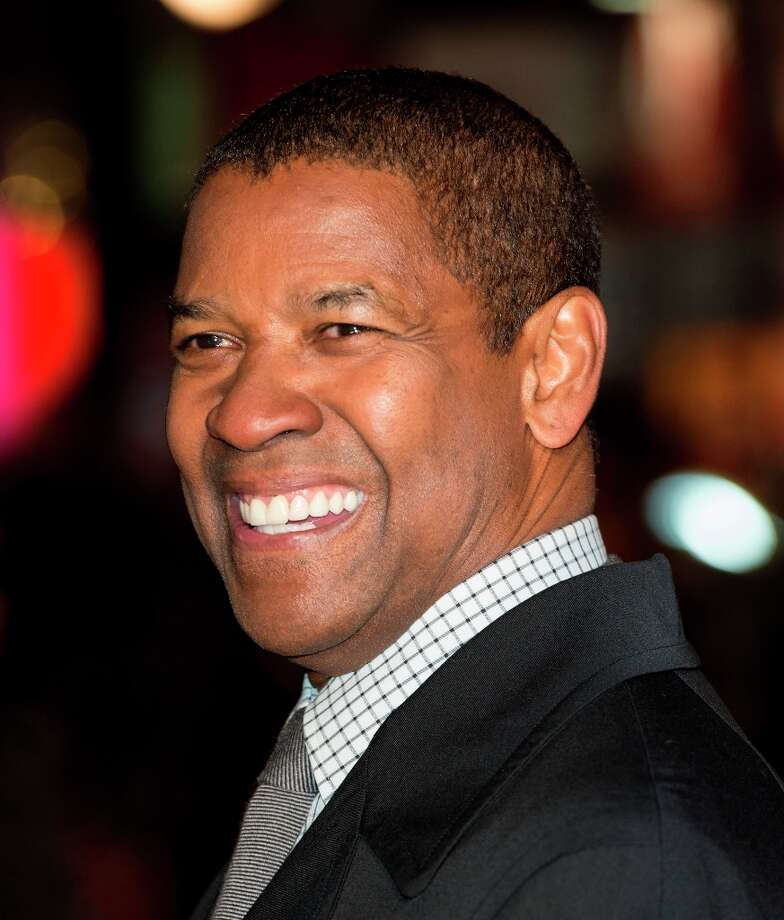 Denzel Washington in 2013. He's been nominated for 'Flight.'  Photo: Mark Cuthbert, UK Press Via Getty Images / 2013 Mark Cuthbert