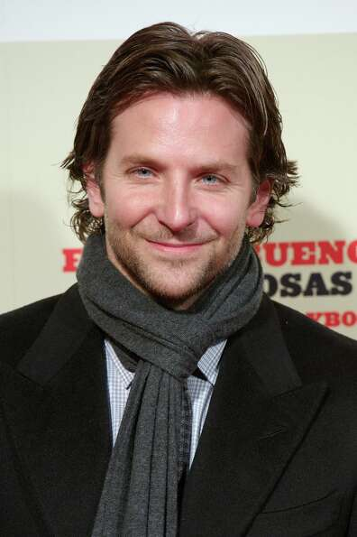 Bradley Cooper in 2013. He's been nominated for an Oscar for 'Silver Linings Playbook.'
