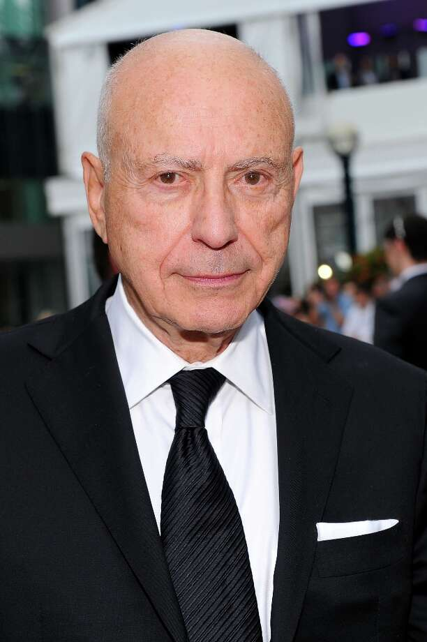 Alan Arkin in 2012. He's been nominated for 'Argo.' Photo: George Pimentel, Getty Images / 2012 George Pimentel