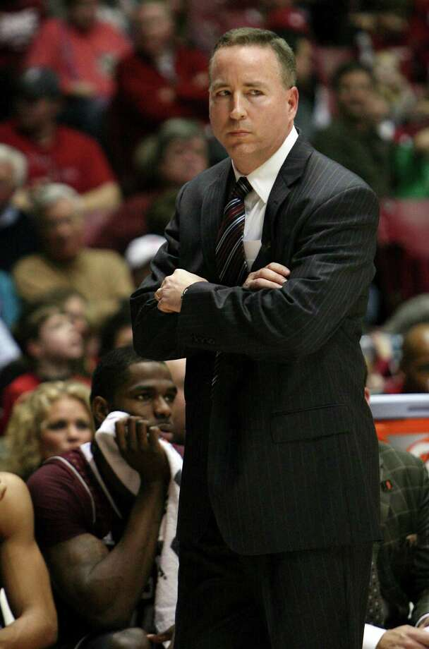 Billy Kennedy says A&M needs more depth, talent. Photo: Dusty Compton, Associated Press / Tuscaloosa News
