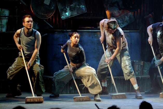 Stomp. Courtesy photo