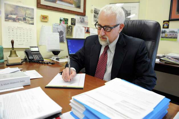 Hoosick Falls Superintendent Ken Facin raised concerns in 2011 about the finances of the Section 2 athletic organization, which coordinates sectional and regional sporting events for 98 school districts. (Lori Van Buren / Times Union) Photo: Lori Van Buren