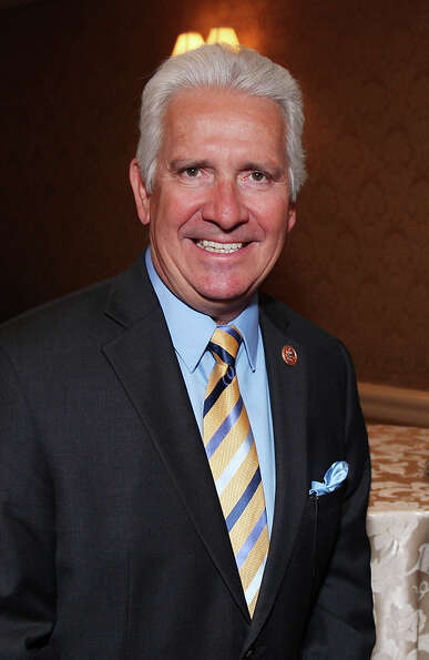 Congressman Jim Costa (CA-16) and Vice Chair of the California State Society attends as the Californ