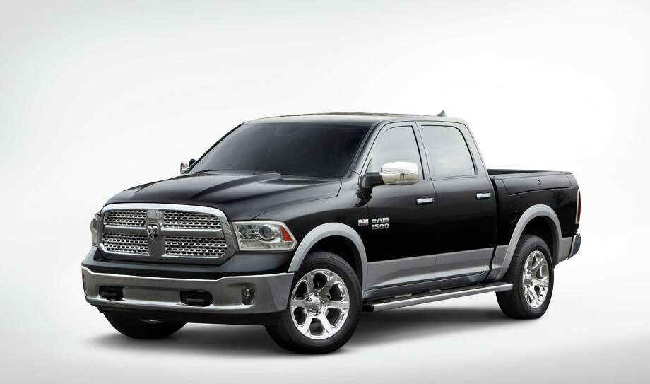 The new Dodge Ram 1500 is tops of its class.  Photo: Dodge
