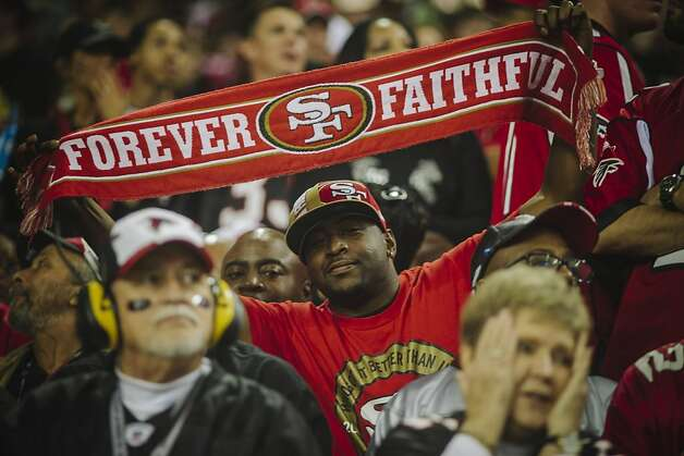 49ers fans near and far are pumped