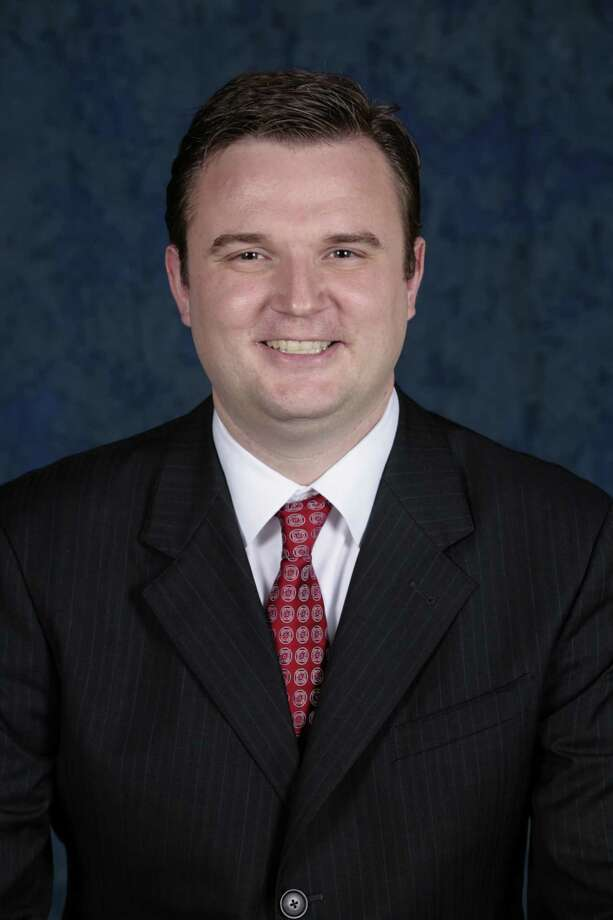 Daryl Morey.  Houston Rockets 2006-07 Assistant General Manager Photo: Bill Baptist, Contributor / handout