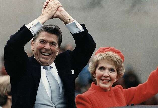 Former President Ronald Reagan was diagnosed in 1994.