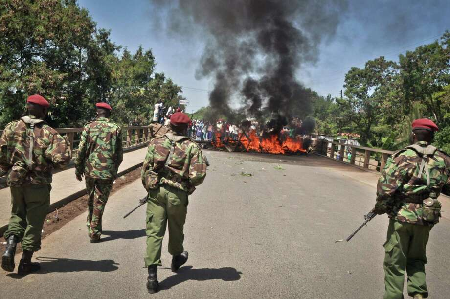 "Kenya:State Department: ""The U.S. government continues to receive information about potential terrorist threats aimed at U.S., Western, and Kenyan interests in Kenya. Terrorist acts can include suicide operations, bombings, kidnappings, attacks on civil aviation, and attacks on maritime vessels in or near Kenyan ports. Although the pursuit of those responsible for previous terrorist activities continues, many of those involved remain at large and still operate in the region.""Read the full warning. Photo: AP"