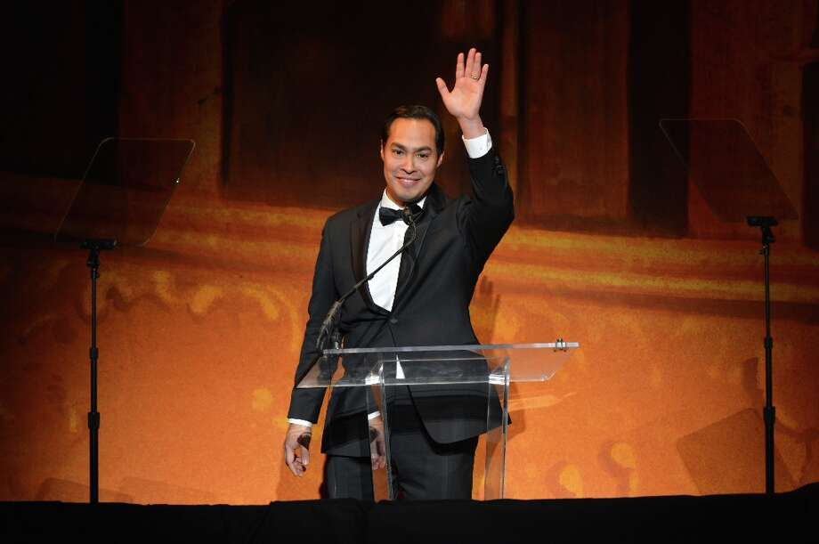 Julian Castro speaks onstage at Latino Inaugural 2013: In Performance at Kennedy Center at The Kennedy Center on January 20, 2013 in Washington, DC. Photo: Rick Diamond, Getty Images For Latino Inaugura / 2013 Getty Images