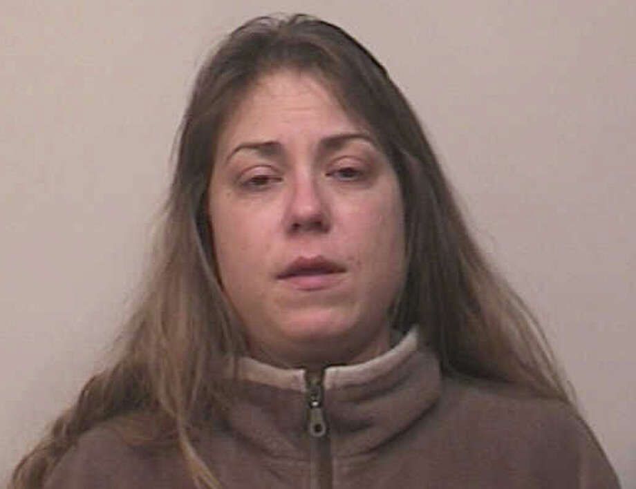 Dena Bonaventura, 32, of Shelton and 324 Knapps Highway, Fairfield, was arrested twice on Saturday for two separate incidents involving thefts from vehicles. Photo: Contributed Photo