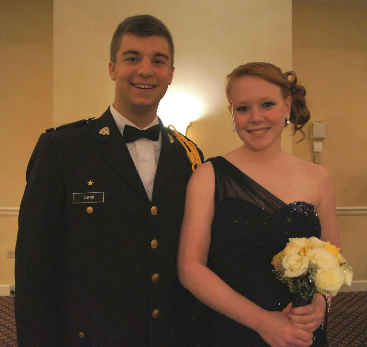 Were you Seen at the annual Christian Brothers Academy Military Ball at the Albany Marriott in Colonie on Sunday, Jan. 20, 2013?