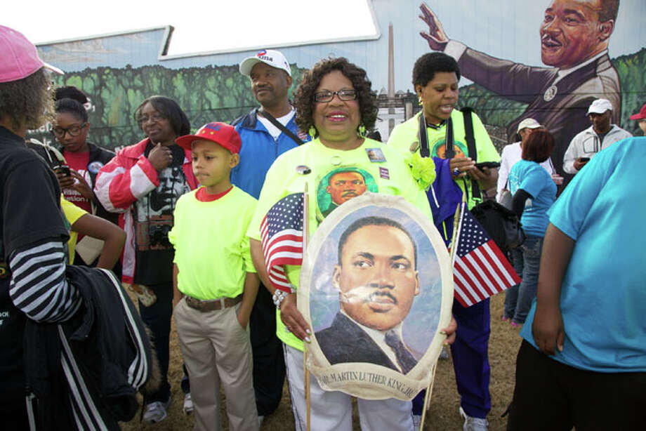 mySpy: 2013 San Antonio MLK March Photo: Xelina Flores-Chasnoff
