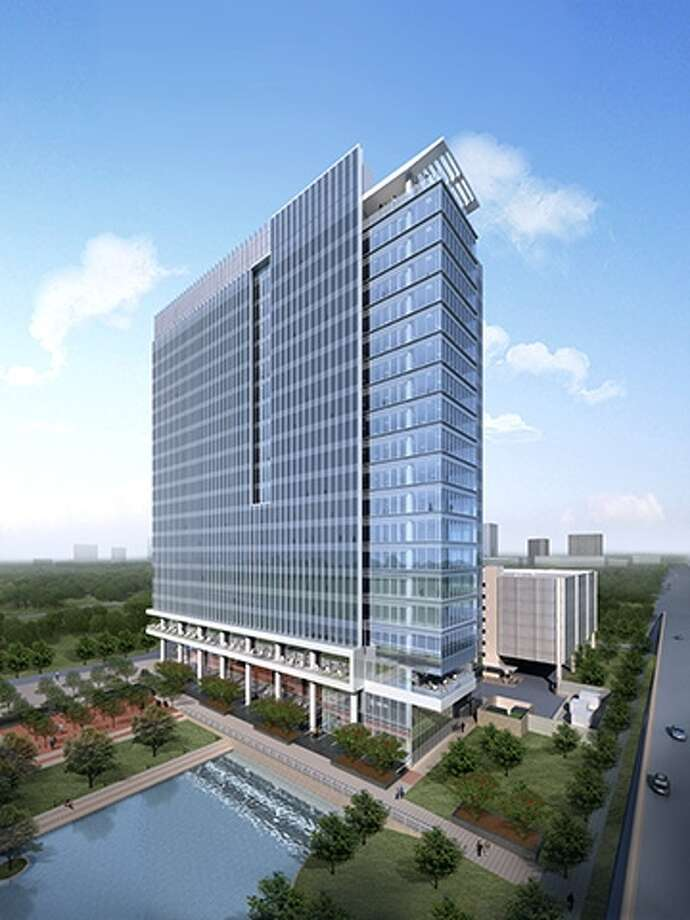 Trammell Crow Co. is developing the Kirksey-designed building. (TCC)