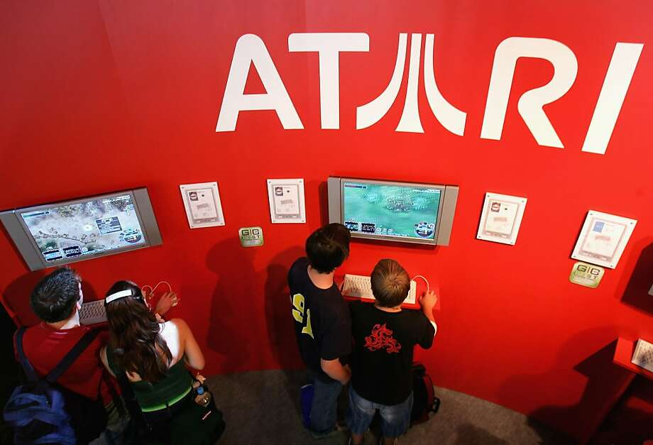 Atari's U.S. unit filed for Chapter 11 to separate from its French parent company so it can secure investments for digital game and other growth. Photo: Andreas Rentz, Getty Images