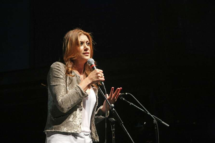 Actress Kate Walsh attends Planned Parenthood & Rock The Vote 2013 Inauguration Party on January 20,