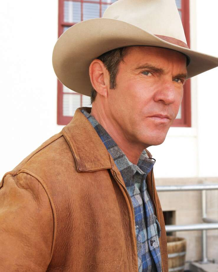 """Dennis Quaid went to rehab in 1988 for a habit he says started casually in the 70s. He's since called it the """"greatest mistake,"""" according to the LA Times. Photo: Lorey Sebastian, Courtesy Photo / �©2012 CBS Broadcasting, Inc. All Rights Reserved."""