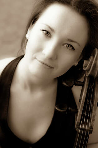 Cellist Marta Bedkowska-Reilly will be one of three featured performers on Saturday, Feb. 2, at An Evening of Polish Music at Sacred Heart University in Fairfield. Photo: Contributed Photo