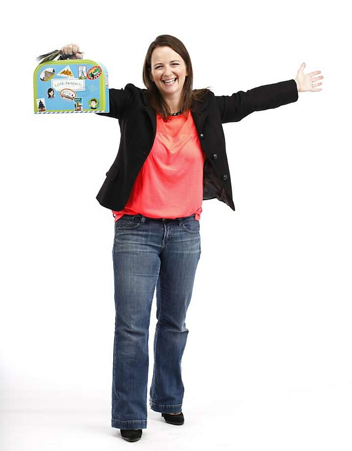 Amy Norman of Little Passports is seen on Tuesday, Jan. 15, 2012 in San Francisco, Calif. Photo: Russell Yip, The Chronicle