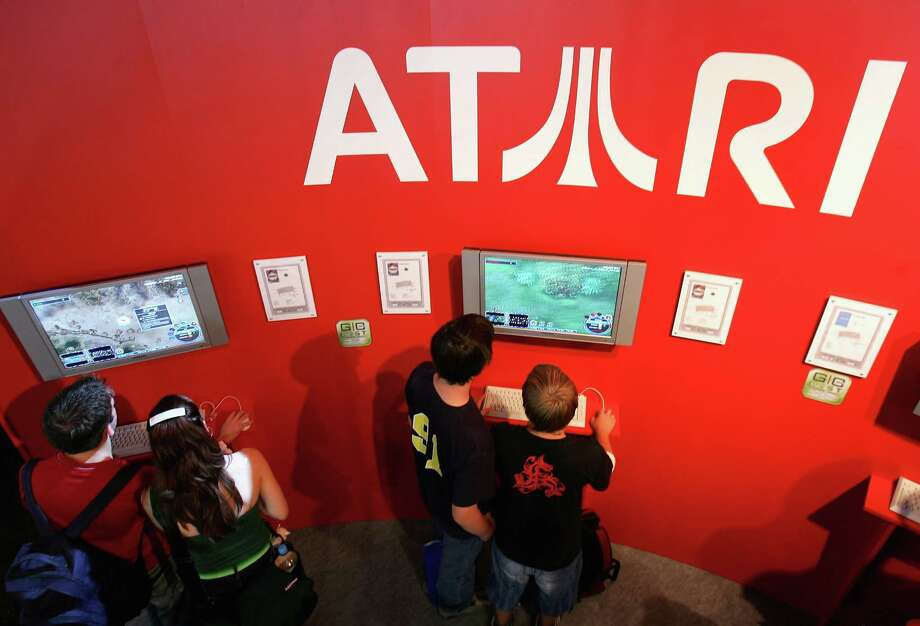 "Pioneering company Atari is renowned for producing games such as ""Asteroids,"" ""Pong"" and ""Centipede."" Photo: Andreas Rentz, Staff / 2005 Getty Images"