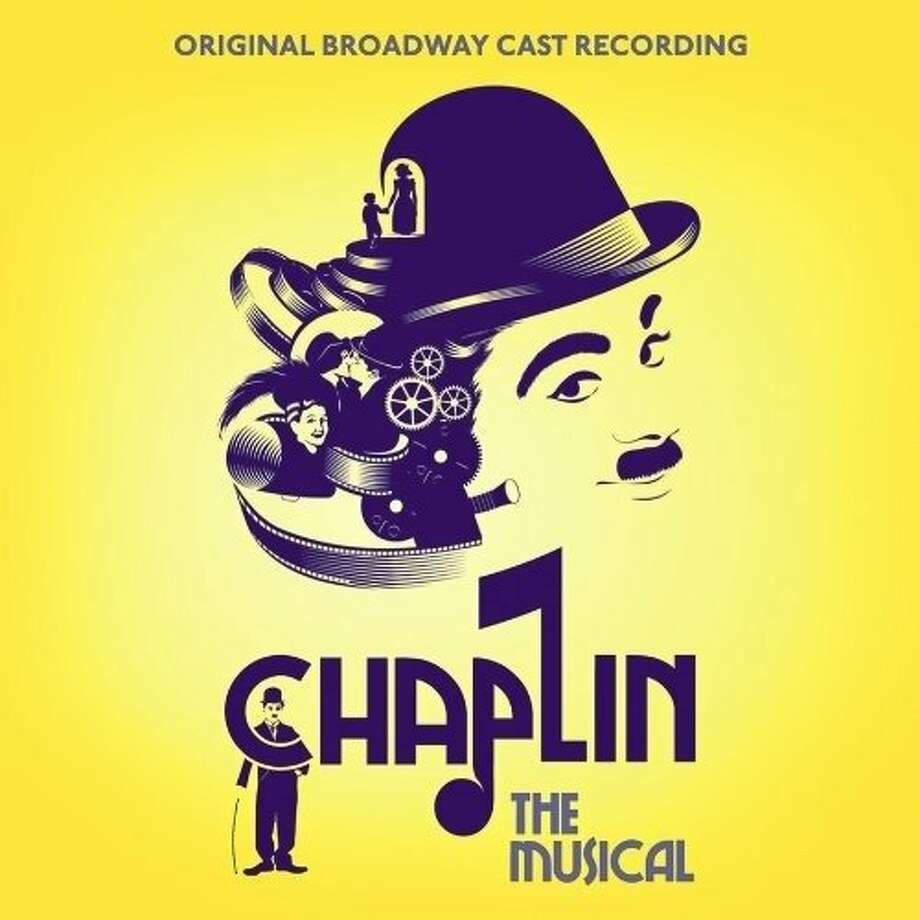 Chaplin CD cover Photo: Masterworks
