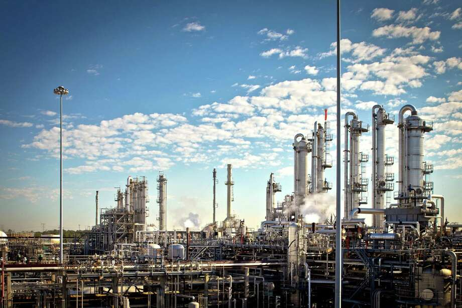 Chevron Phillips Chemical Co. has begun a $6 billion expansion at its  Cedar Bayou Chemical Complex in Baytown, which includes this facility. / Steve Chenn