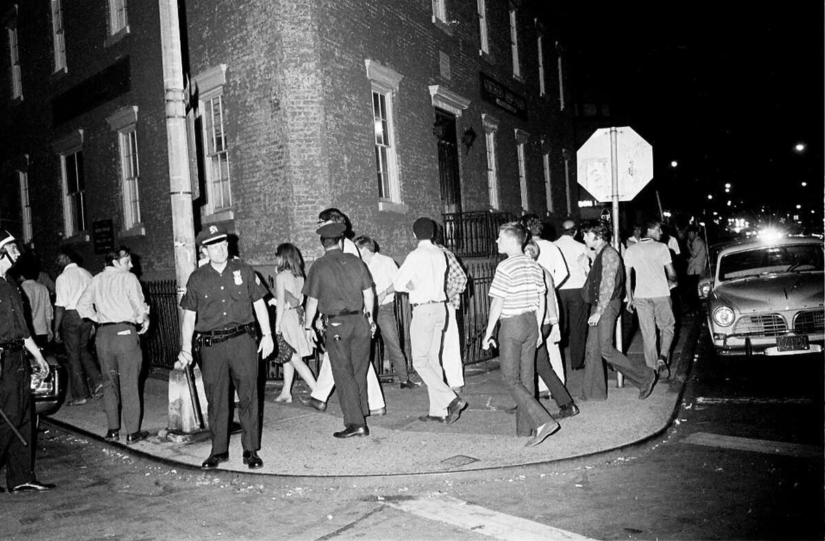 Stonewall Riots - June 28, 1969 The national LGBT movement kicked off when New York City police officers raided the Stonewall Inn, a popular gay and lesbian bar in the Greenwich Village area of the city.