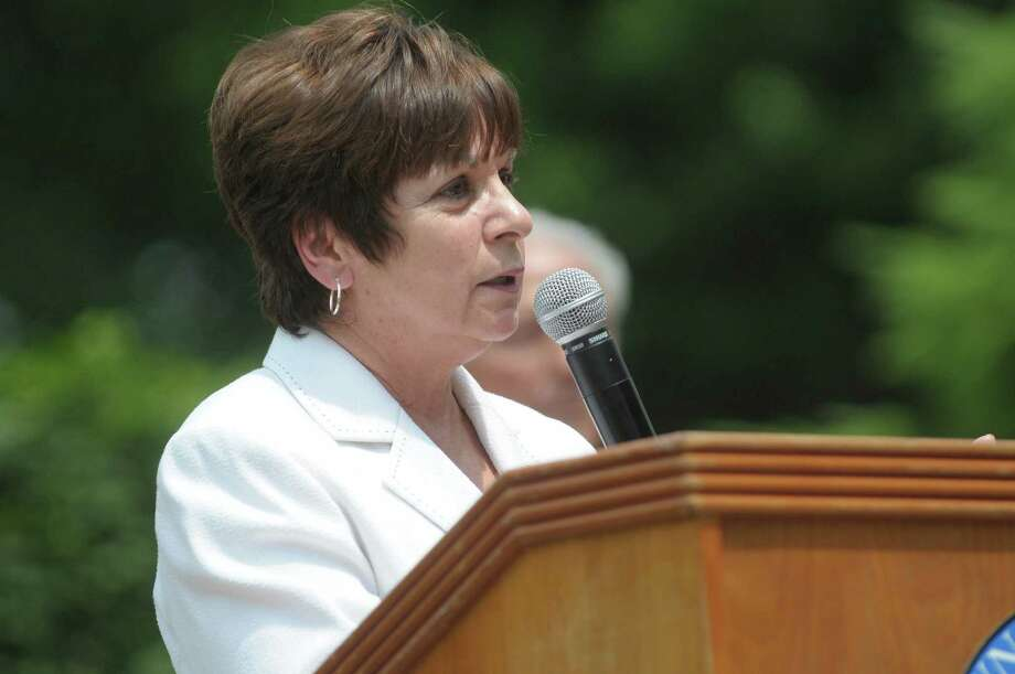Town of Colonie Supervisor Paula Mahan (Paul Buckowski / Times Union archive) Photo: Paul Buckowski / 00017552A
