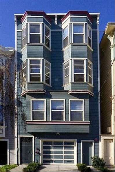 At 308 Shotwell St., No. 3, this 2-bedroom, 2-bath condo is listed for $829,000.