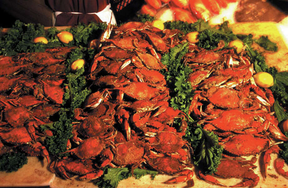 Crab:  Baltimore's steamed blue vs....