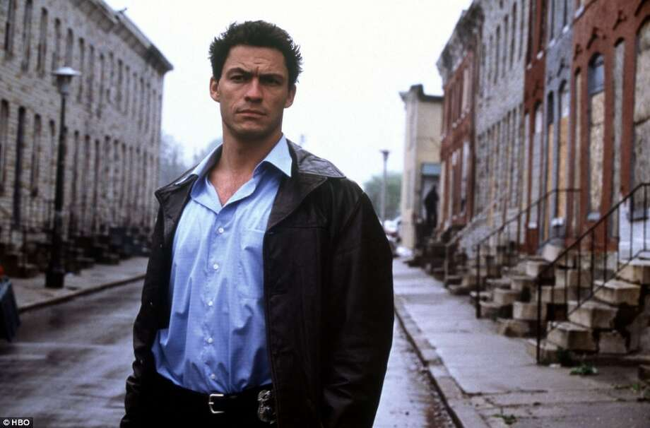 Tough cops: The Wire's Jimmy McNulty vs.... Photo: © HBO