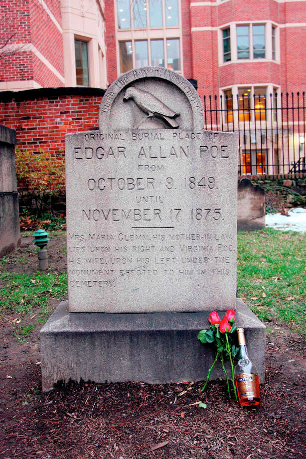 Poets: Edgar Allen Poe vs.... Photo: Rob Carr, AP / AP