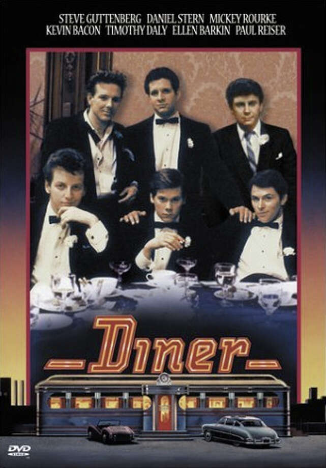 Movie filmed there: Diner vs....