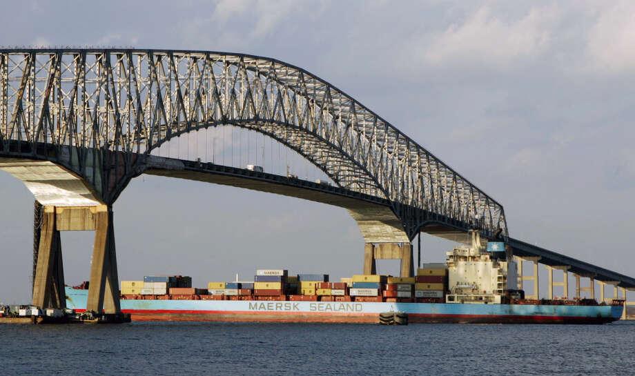 Bridges: Key vs.... Photo: CHRIS GARDNER, AP / AP