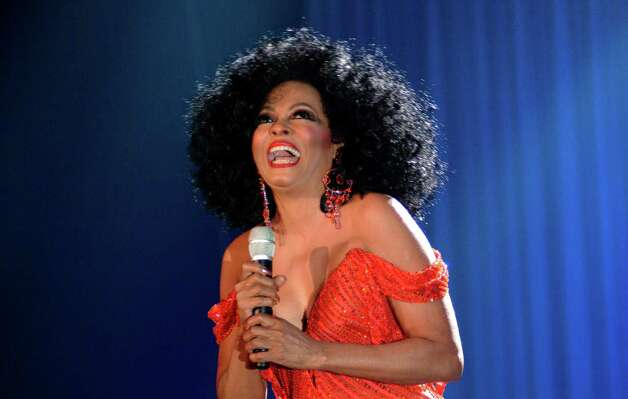 Singer and actress Diana Ross will perform Tuesday at 8 p.m. at the Majestic Theatre. Courtesy photo Photo: C Brandon, Redferns / Redferns