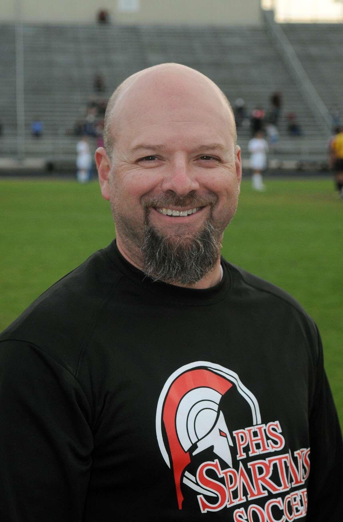 Porter Head Girls Soccer Coach Craig Matthews