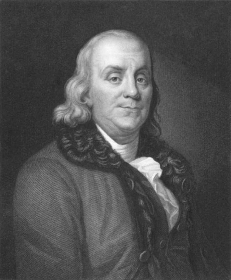 Ben FranklinFranklin was the first postmaster general of what wasn't quite the United States yet. He was appointed on July 26, 1775. Photo: Stock Photography