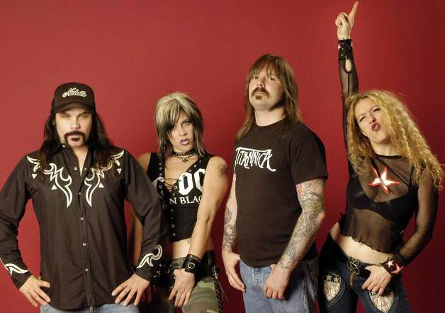 Nashville P. brings its raucous Southern rock to the Korova Saturday. Courtesy photo Photo: Courtesy Freeman Promotions
