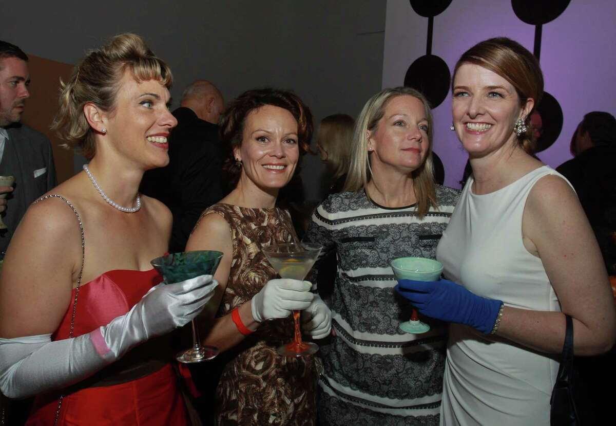 Kirsty McCormack, from left, Alison Pilcher, Christina Gronnerud and Kara Niles.