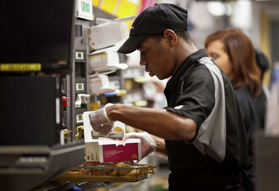 "Fast food managerWhy Ask Men said it was so bad: ""This profession screams 'arrested development.' These people have obviously worked the same job since high school and now have a very low position of 'power'.""Source: Ask Men Photo: Emile Wamsteker, Bloomberg"