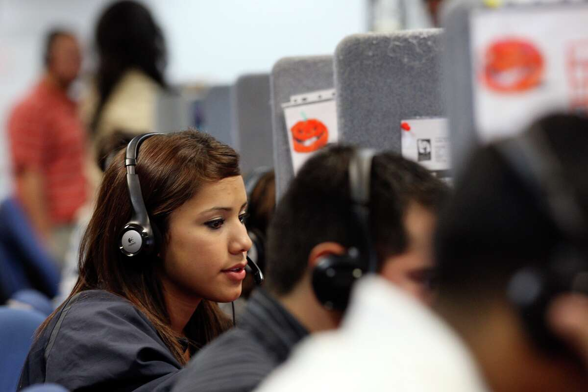 Telemarketer: 9.4 percent Reason why: Can you name the last pleasant conversation you had with a telemarketer? Workers have to cope with interrupting strangers' lives and with being hung up on numerous times in the same day. Source: PayScale.com via CNN Money