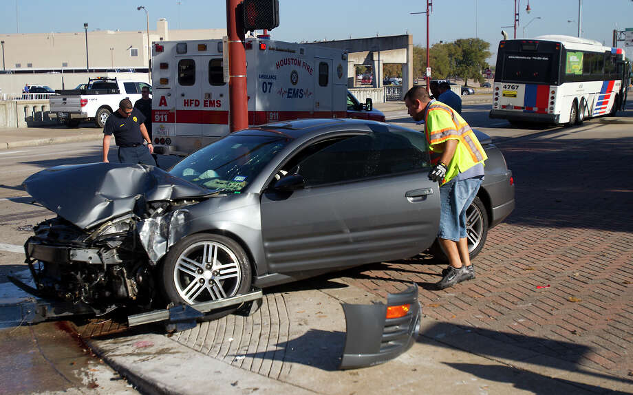 Claims adjustor: 3.1 percentReason why: At the end of the day, you aren't always working for the person involved in the accident. You could be working for the insurance company, and you'd likely be looking for a way to not pay for the damage.Source: PayScale.com via CNN Money Photo: Cody Duty, Houston Chronicle / © 2012 Houston Chronicle