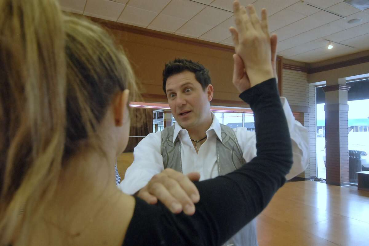 Damon D'Amico of D'Amico Dance says he sees dance create positive changes in his students.