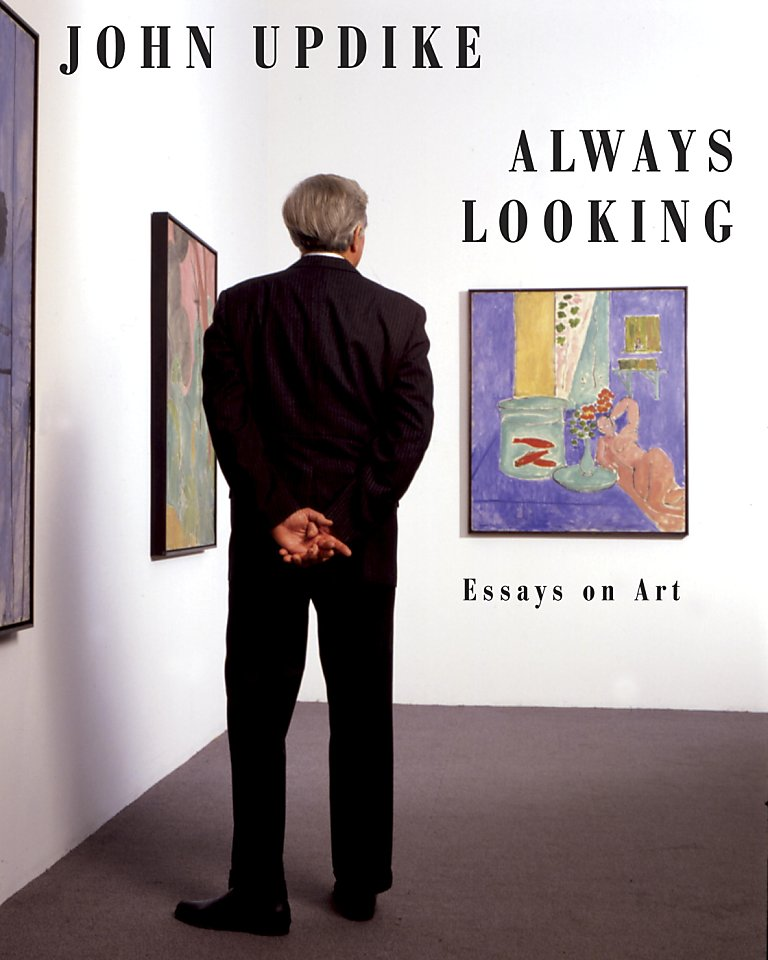 just looking essay on art James elkins is an art historian and art critic he is ec chadbourne chair of art history, theory, and criticism at the school of the art institute of chicago.